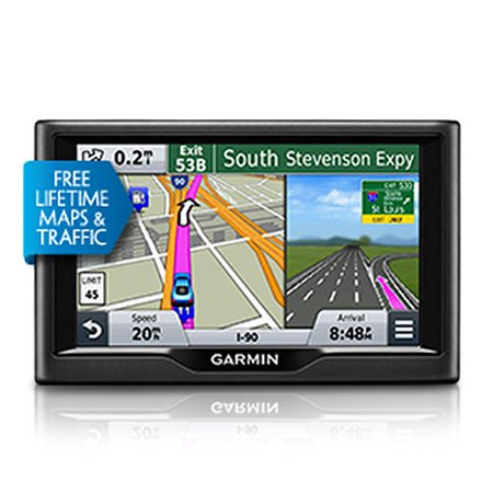 Garmin Nuvi 57Lmt 5   Touch Screen Gps W  Free Lifetime Maps   Traffic Updates