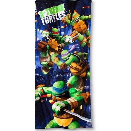 Nickelodeon Teenage Mutant Ninja Turtles Cotton Beach Towel