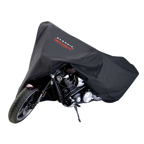 Classic Accessories MotoGear Deluxe Motorcycle Cover