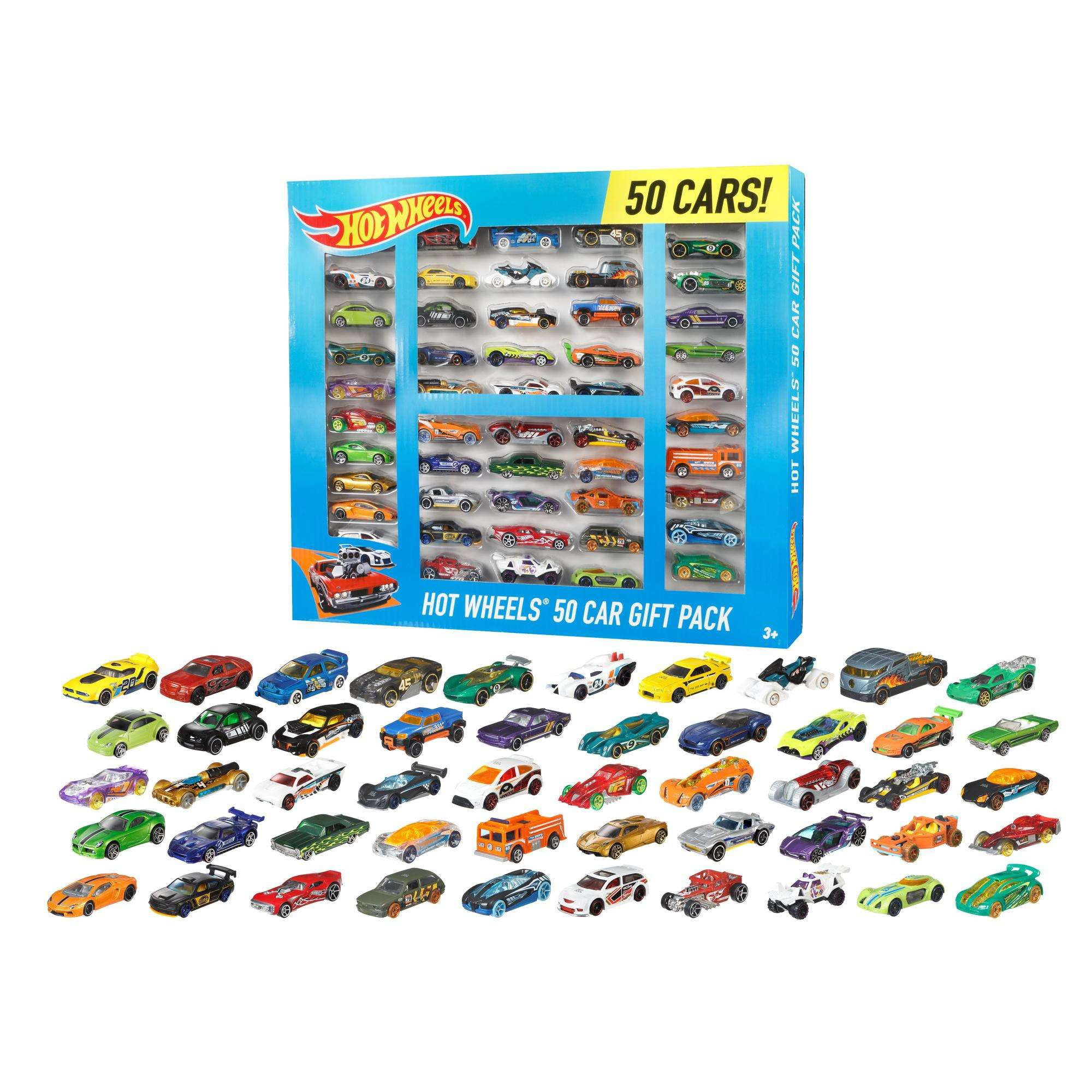 Hot Wheels 50 Car Gift Pack