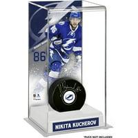 Nikita Kucherov Tampa Bay Lightning Deluxe Tall Hockey Puck Case