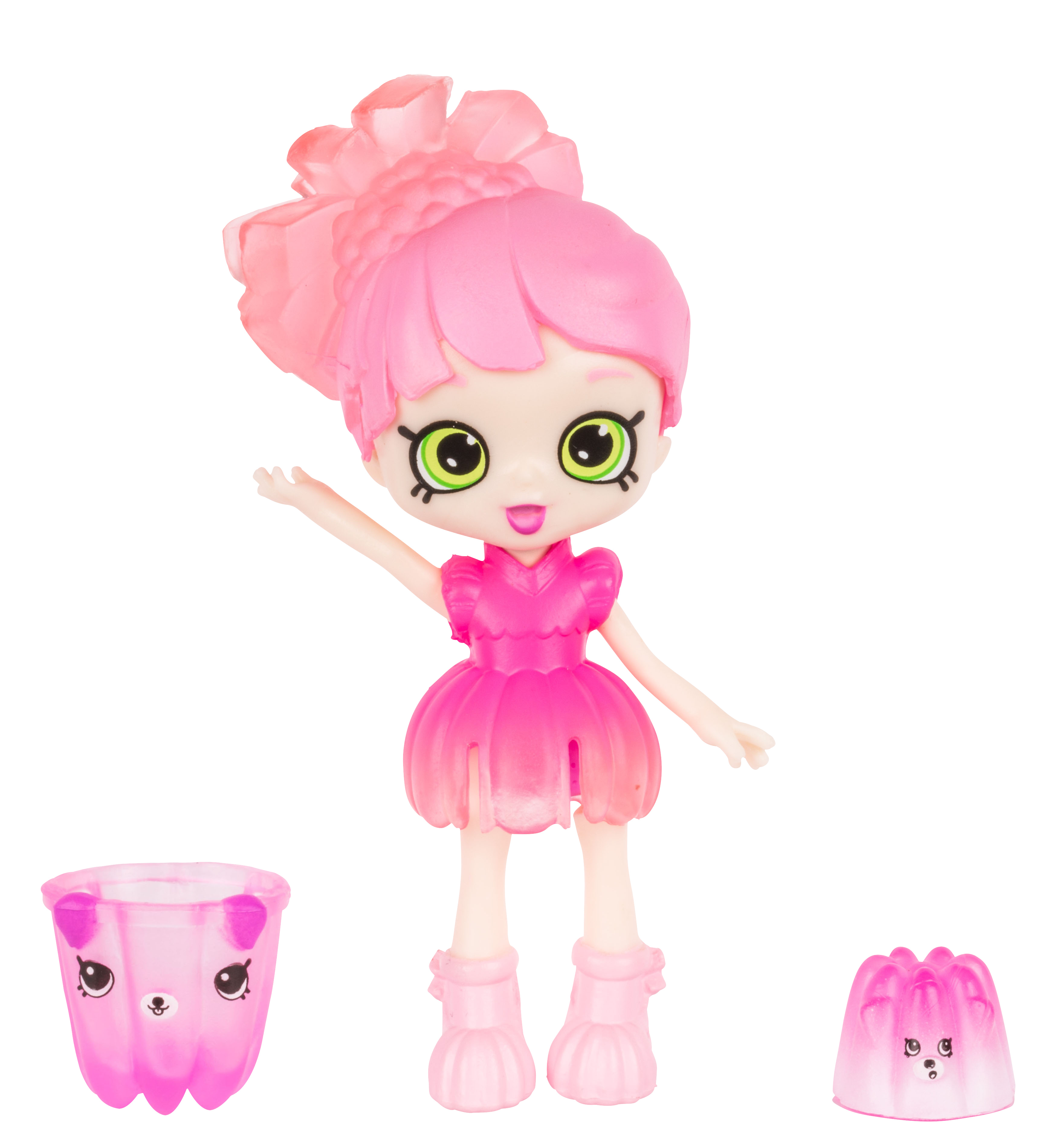Happy Places Shopkins Season 3 Doll, JELLICA
