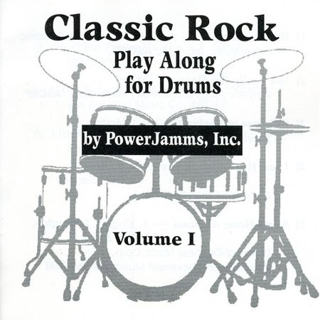 Classic Rock Play Along for Drums (CD)