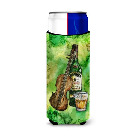 Irish Whiskey and Music Michelob Ultra Hugger for slim cans