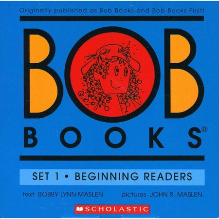 Bob Books Set 1: Beginning Readers by