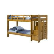 Woodcrest  Heartland Reversible Stairway Bunk Bed