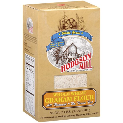 Hodgson Mill All Natural Whole Wheat Graham Flour, 32 oz