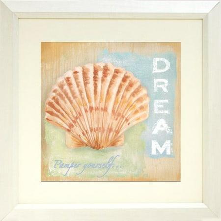 Buy art for less coastal nautical sea life sea shell typography buy art for less coastal nautical sea life sea shell typography pamper yourself dream solutioingenieria Images