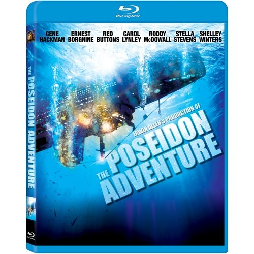 The Poseidon Adventure (Blu-ray) (Exclusive) (Widescreen)