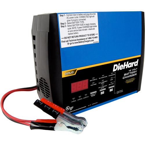 Diehard 15A Automotive Battery Charger