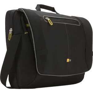 Case Logic PNM-217Black Carrying Case (Messenger) for 17
