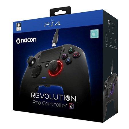 V2 Controller - Nacon Revolution Pro 2 V2 Controller eSports Gamepad for Playstation 4 PS4 PS