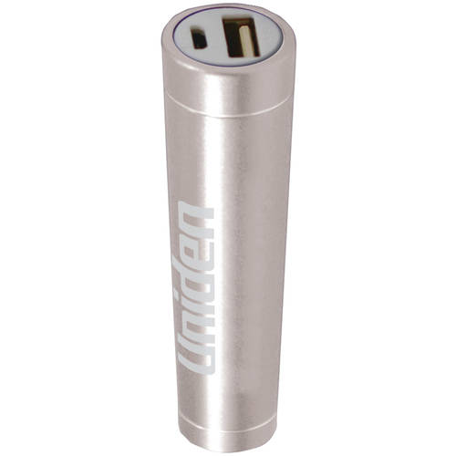 Uniden 2000 mAh Power Bank Portable USB Backup Battery Sy...