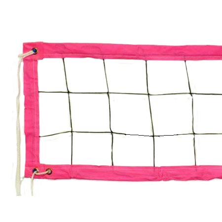 DYNAMAX SPORTS PINK & BLACK POOL VOLLEYBALL NET, 1