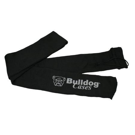 """Bulldog Cases Standard Scoped Rifle & Shotgun 52"""" X 4"""" Gun Sock"""