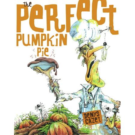 Perfect Pumpkin Pie](Funny Halloween Pie Charts)