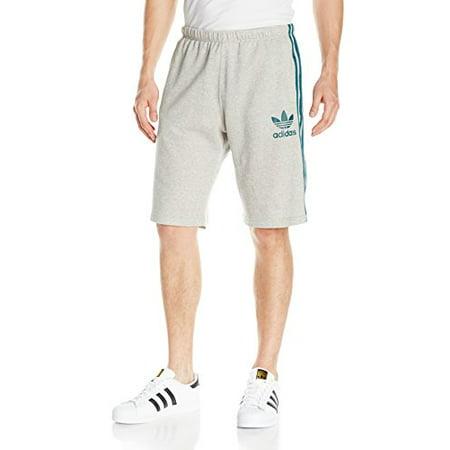 Adjunto archivo patinar Las bacterias  adidas Originals Men's Bottoms Adicolor Drop Baggy Shorts, Light Grey,  X-Large | Walmart Canada