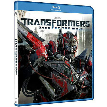 Transformers: Dark Of The Moon (Blu-ray) (Exclusive) (Transformers Dark Of The Moon 3d Blu Ray)