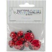 Button Theme Pack-Ladybugs