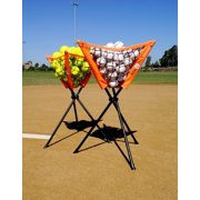 BowNet Ball Caddy Baseball (60balls) /Softball (30balls) Lightweight - BowBP