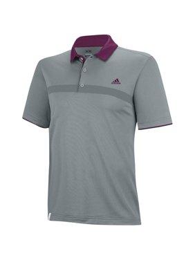 6c47cfe5c Product Image Adidas Golf Men's Climacool Engineered Print Polo Shirt -  White & Green