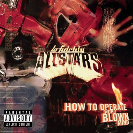 How To Operate With A Blown Mind  By Lo Fidelity Allstars Format Audio Cd From Usa