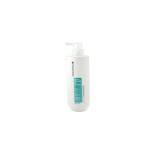 Dual Senses Ultra Volume Gel-Conditioner For Fine to Normal Hair - 750ml/25oz by Goldwell