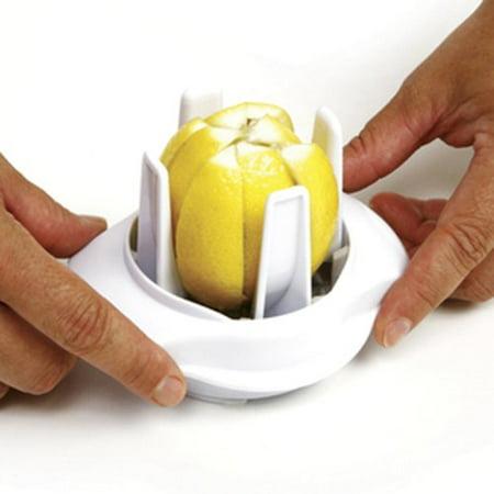 Garnish Cutter (Norpro Lemon Lime Slicer Wedger Cutter Fruit Garnish For Food Drinks Tea New 530)