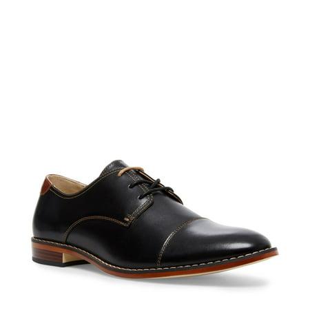 George Men's Cap Toe Dress Shoe