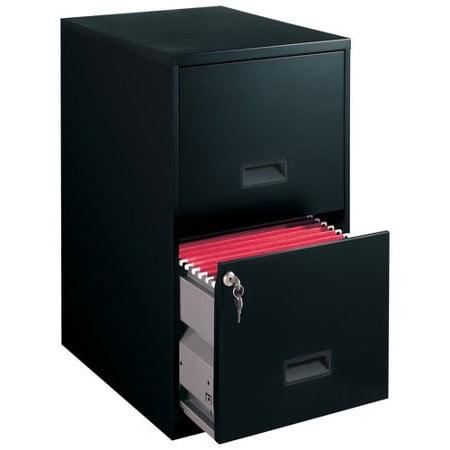 Filing Cabinet 2 Drawer Steel File Cabinet With Lock Black Walmart Com Walmart Com