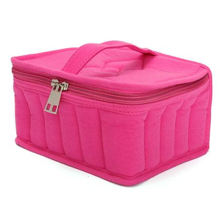 Essential Oil Carrying Case Bag ,NailPolish Box Holds 30 Bottles of ( 5ml, 10ml, 15ml) oils
