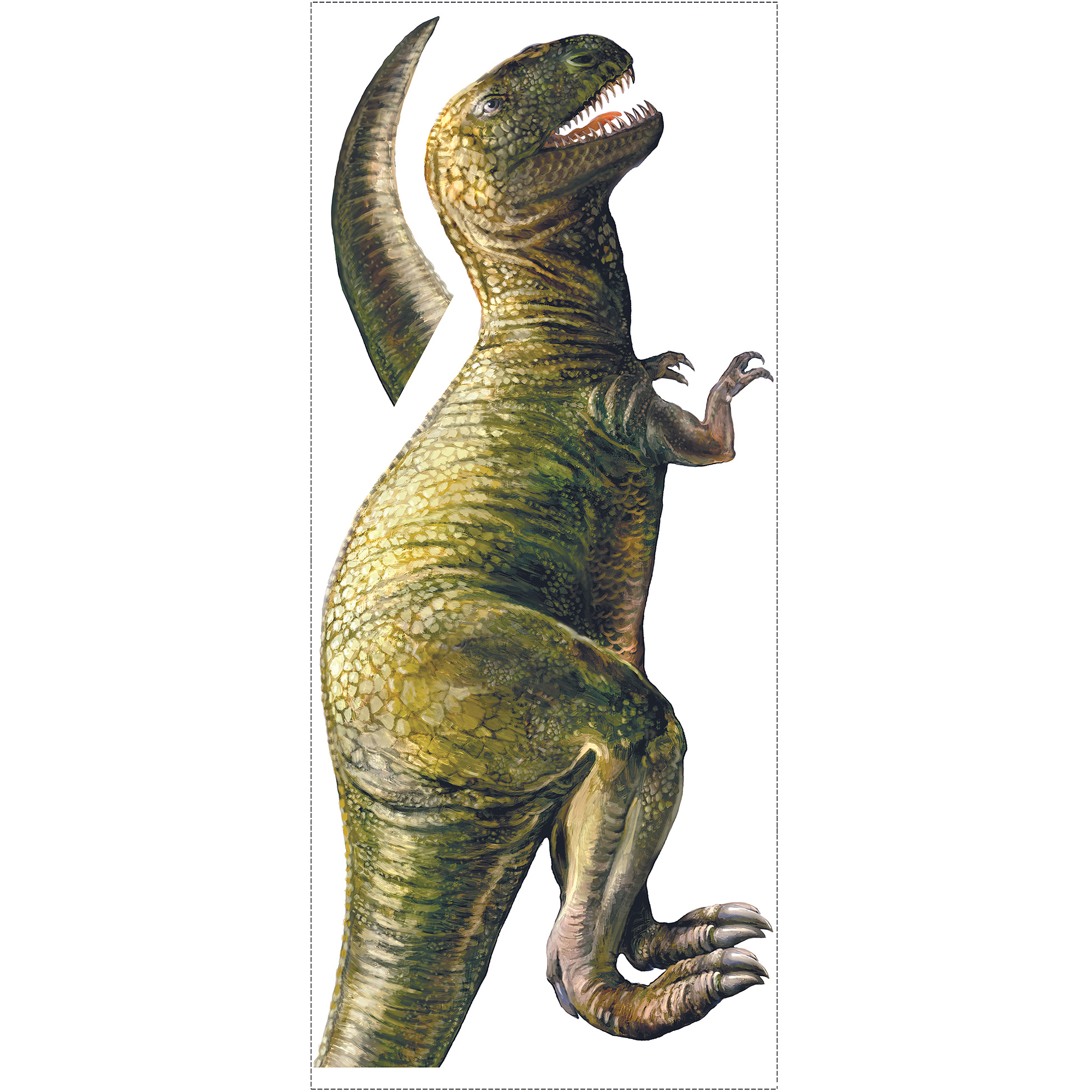 RoomMates Dinosaur Giant Wall Decal