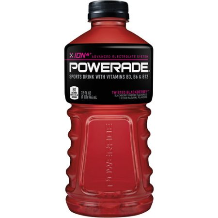 Powerade ION4 Twisted Blackberry Sports Drink, 32 Fl. Oz.