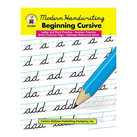 Modern Handwriting: Beginning Cursive, Grades 1 - 3](Halloween Handwriting)