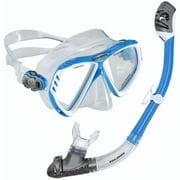 Regal LX Tucson Snorkel Set, Blue