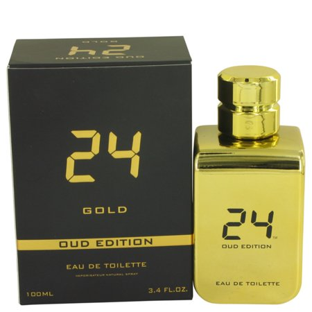 00f016df6 24 Gold Oud Edition Cologne by Scentstory