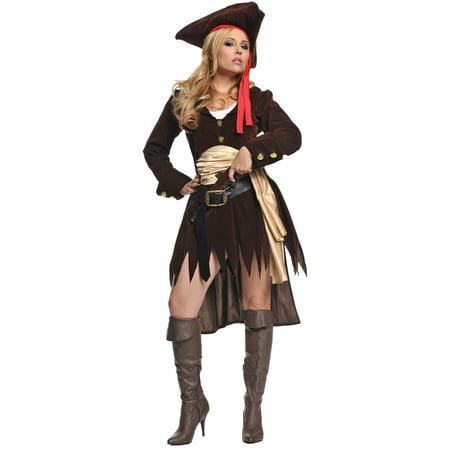 Shipwreck Adult Halloween Costume