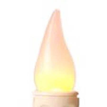 Replacement Window Candle White Bulbs, 2-Pack (Cradle Replacement)