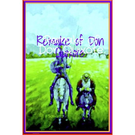 Remake of Don Quixote - eBook