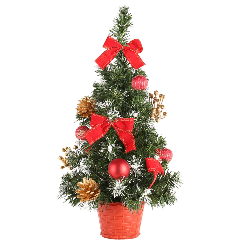 Winsellers Christmas Tree Decoration Mini Artificial Trees Christmas Decorations For Home Xmas Gift