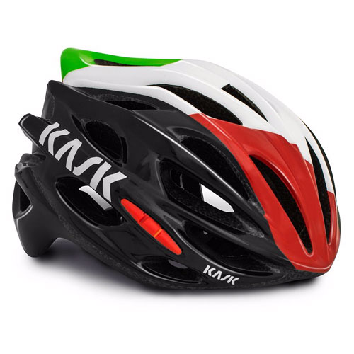 Kask Mojito Italian Flag Small CPSC by Kask