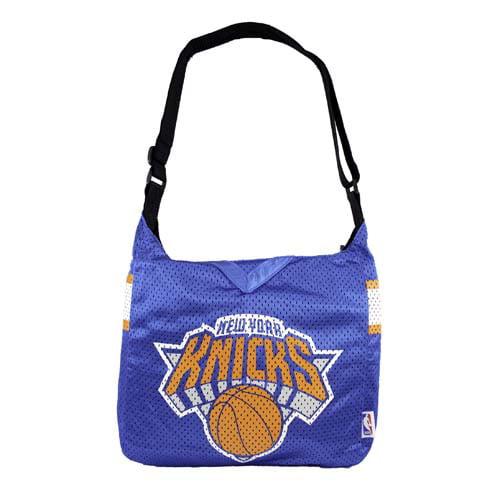 Little Earth LTL-700101-KNCK-1 New York Knicks NBA Team Jersey Tote