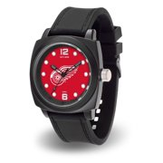 Detroit Red Wings NHL Prompt Watch with Team Color and Logo