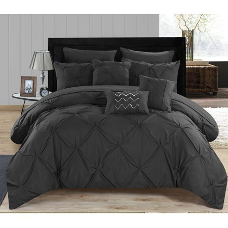 Chic Home Valentina 8 Piece Bed In A Bag Comforter Set