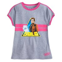 Disney Parks Star Wars Han Solo Women's T-Shirt XLarge New with Tag