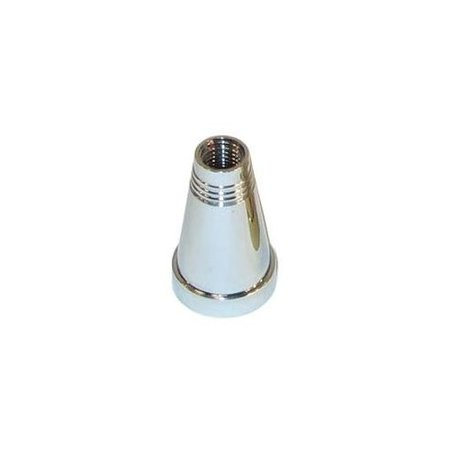 VAPOR HOOKAHS SMALL HOOKAH HOSE STEM ADAPTERS: SUPPLIES FOR HOOKAHS – This narguile pipe accessory is made of Zinc parts. They are silver & gunmetal accessories for shisha pipes. (Hookah Hose Accessories)