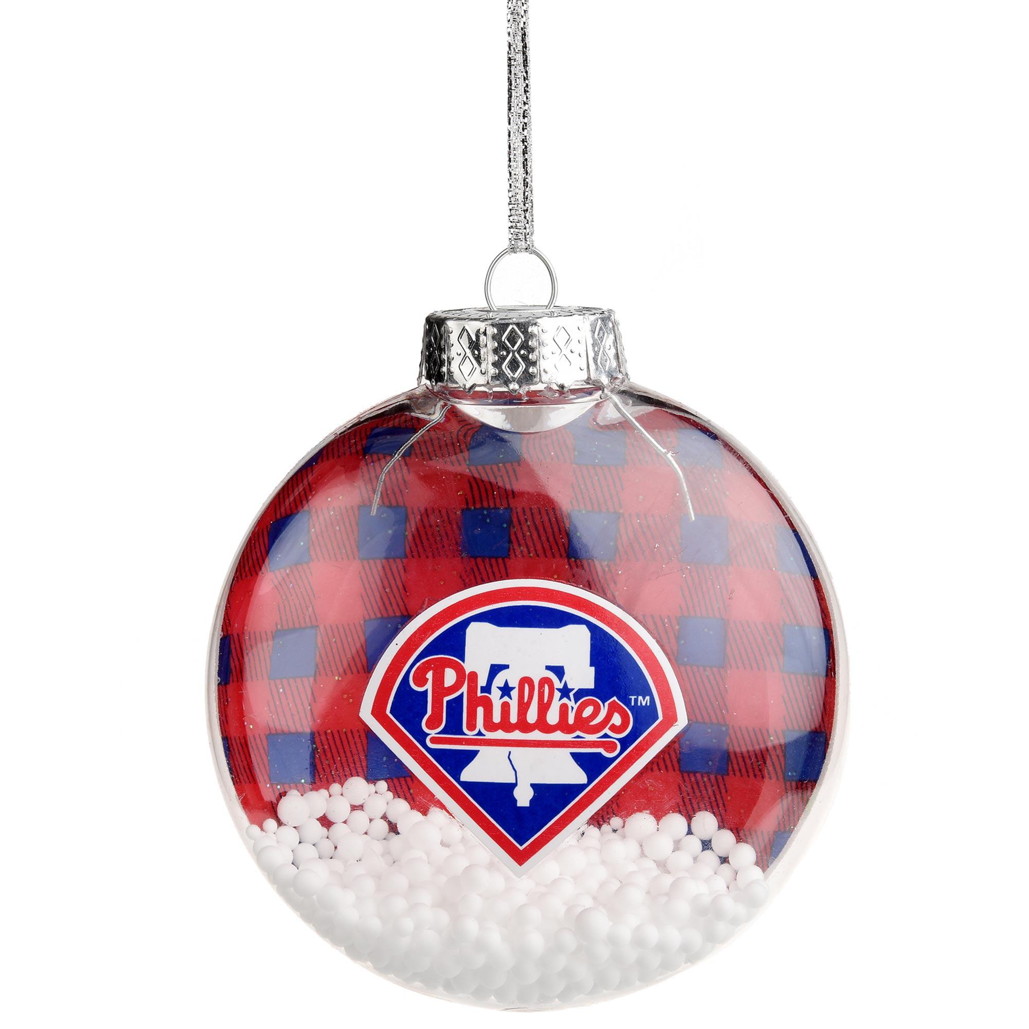 Philadelphia Phillies Flannel Ornament - No Size