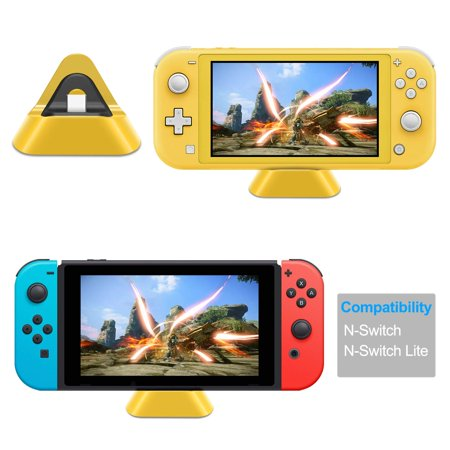 Charging Dock for Nintendo Switch Lite and Nintendo Switch,Charging Stand Station with Type C Port Compatible with Nintendo Switch Lite - image 3 de 8