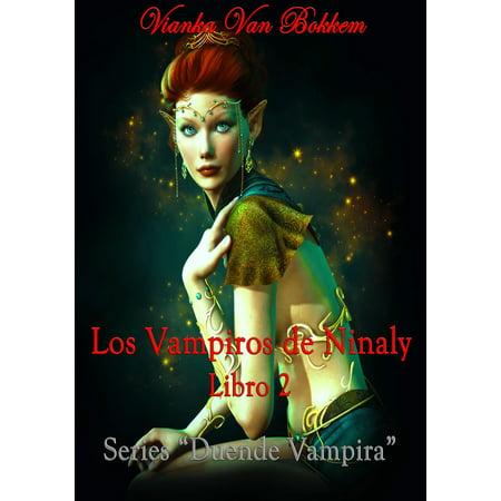 Los Vampiros de Ninaly Libro 2 - eBook](Fantasias De Vampiro Halloween)