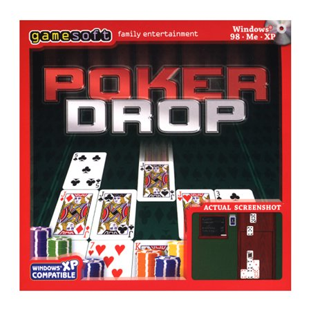 GameSoft Poker Drop for Windows PC- XSDP -LGPOKDROPJ - The pressure is on and the payoff is big. Welcome to the high-stakes game of Poker Drop, an exciting new take - Drop Game